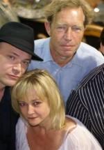Concert Cvartetul Bălănescu şi Sanda Wiegl la Sala ArCuB din Bucureşti