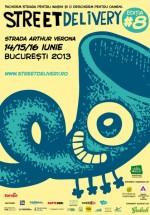 Street Delivery 2013 la Bucureşti