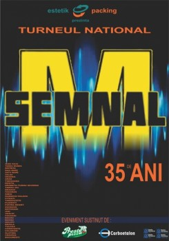 Turneu naţional Semnal M – 35 ani
