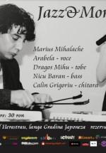 Concert Marius Mihalache Band în Tête-à-Tête din Bucureşti