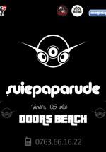 Concert Şuie Paparude în Doors to Beach din Năvodari