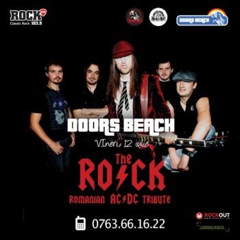 Concert The R.O.C.K. – AC/DC Tribute în Doors to Beach din Năvodari