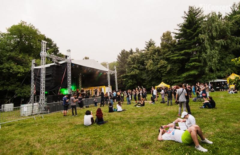 Eye of Solitude la Ghost Gathering Fest 2013 - Foto: Fabian Radu / iConcert.ro