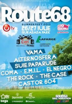 Route68 Summerfest 2013