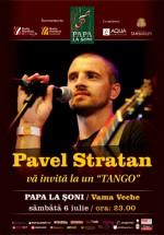 Concert Pavel Stratan în Papa la Şoni din Vama-Veche