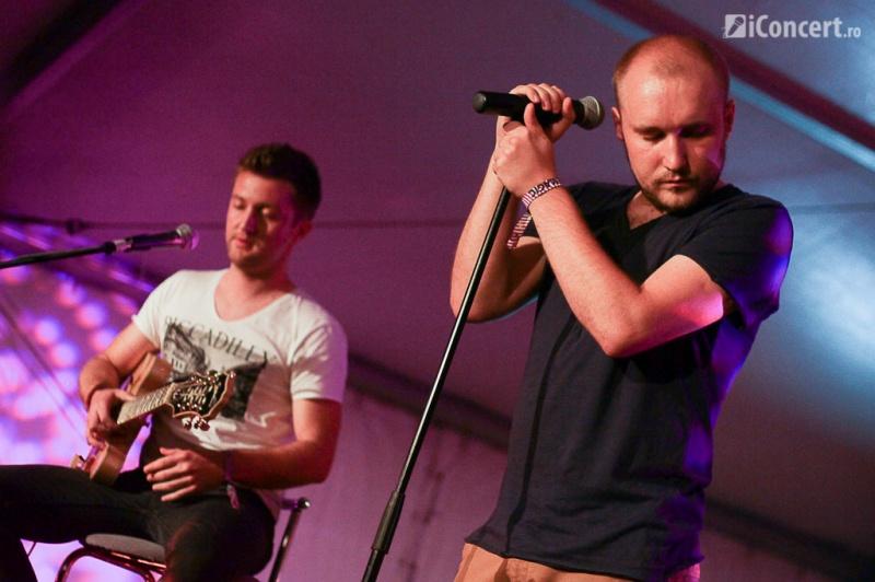 Grimus a făcut show la B'ESTFEST 2013 - Foto: Vlad Pîrîu / iConcert.ro