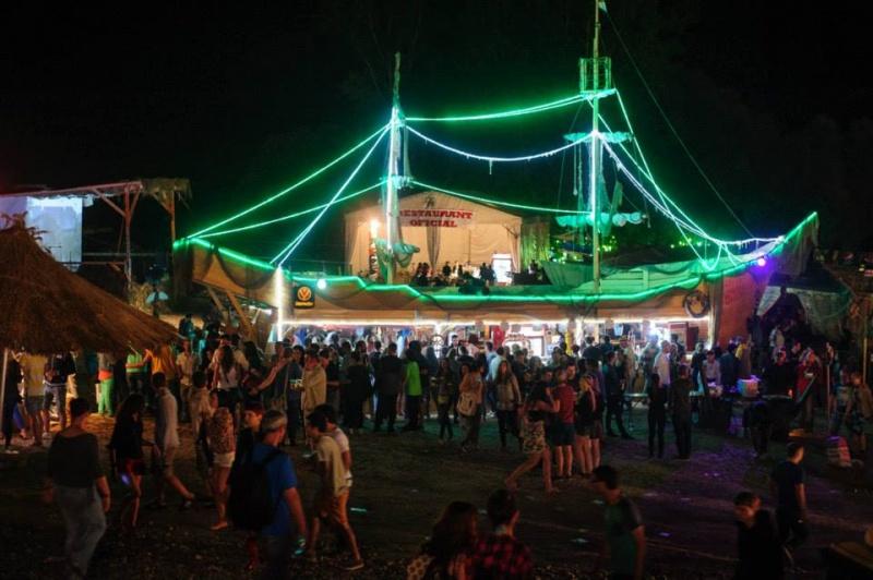 Miii de persoane s-au bucurat de prima seară de Peninsula 2013 - Foto: facebook.com/PeninsulaFelszigetOfficial