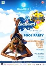 Sunkissed Party cu Rosario Internullo şi Mahony la Bamboo Pool din Bucureşti
