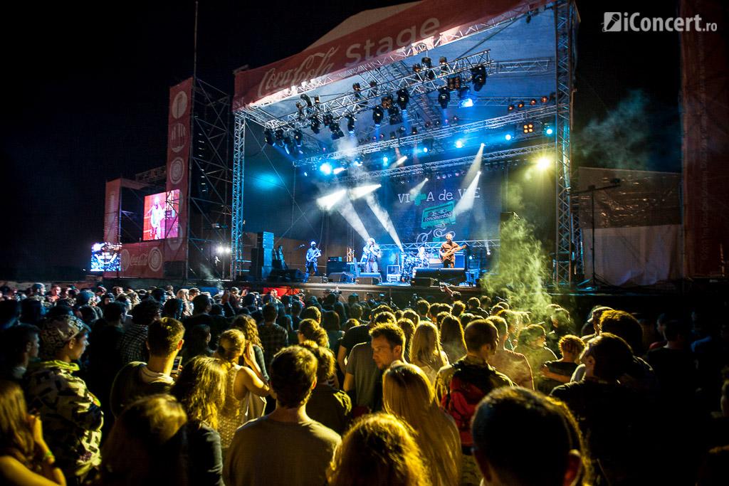 Viţa de Vie în prima seară la B'ESTFEST2013 - Foto: Daniel Robert Dinu / iConcert.ro