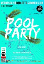 RnB Pool Party la Barletto Club din Bucureşti