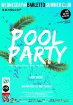 RnB Pool Party la Barletto Club din Bucureşti