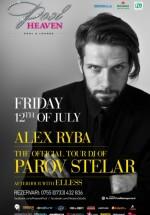 Alex Ryba în Heaven Pool & Lounge din Timişoara