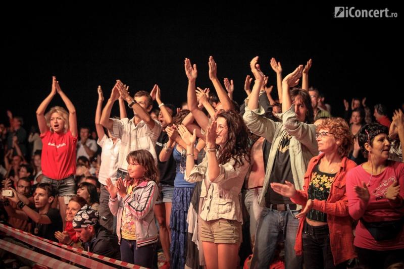 Publicul s-a bucurat din plin de cele patru zile de muzică - Foto: Paul Voicu / iConcert.ro