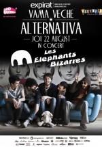 Concert Les Elephants Bizarres în Club Expirat din Vama Veche
