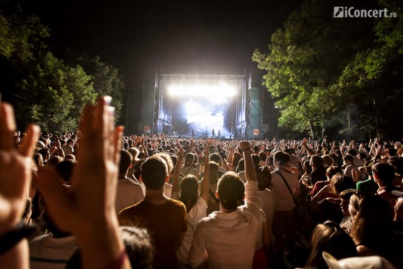 Glasvegas a ridicat publicul în picioare - Foto: Daniel Robert Dinu / iConcert.ro