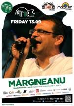 Concert Mihai Mărgineanu în True Club din Bucureşti