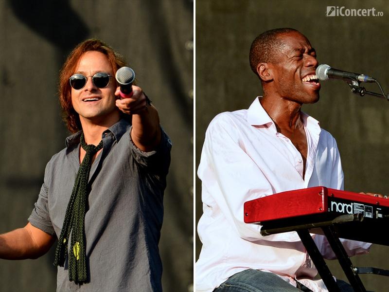 Mike & The Mechanics în deschiderea lui Sting - Foto: Cristian Albu / iConcert.ro