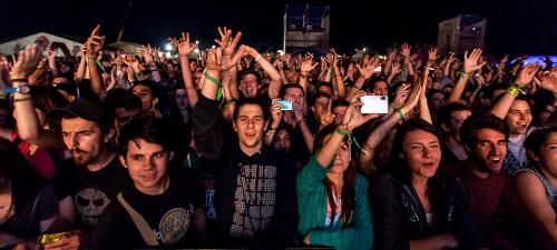 Programul şi regulile de acces pentru Rockstadt Extreme Fest 2013