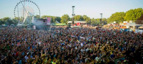 Sziget Festival 2013 este transmis LIVE pe internet