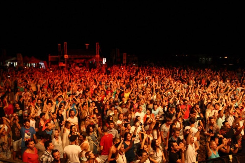 The Mission Dance Weekend 2013 - Foto: facebook.com/themissionro