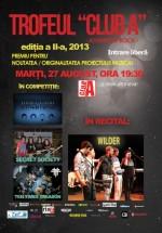 Concerte Directory, Secret Society şi Ten Times Treason în Club A din Bucureşti