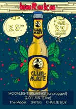 Club Mate Launch Party la Baraka în Bucureşti