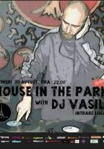DJ Vasile în Tête-à-Tête din Bucureşti