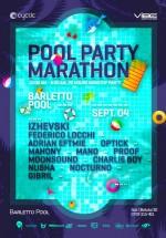 Pool Party Marathon la Barletto Club din Bucureşti