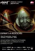 Reopening Weekend în Club Expirat din Bucureşti