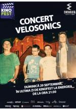 Concert Velosonics în Energiea din Bucureşti