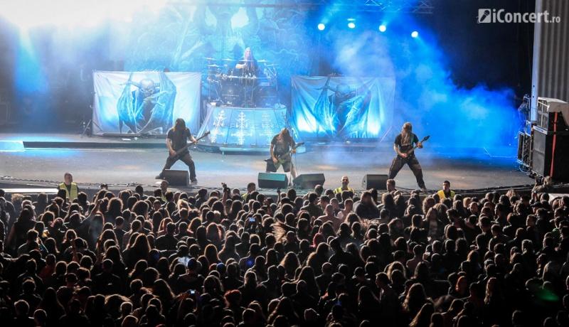 Hypocrisy LIVE la Metalhead Meeting 2013 - Foto: Paul Voicu / iConcert.ro