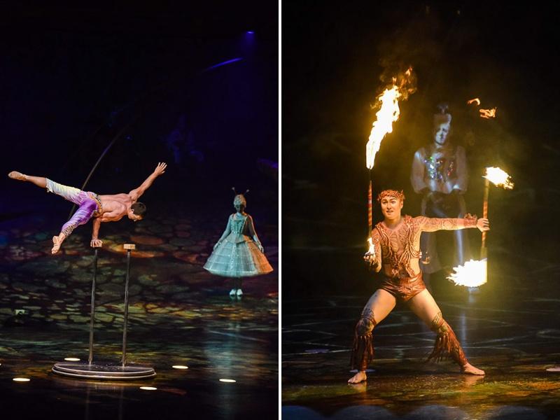 Cirque du Soleil - Foto: Cristi Mitrea / Events