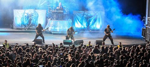 POZE: Metalhead Meeting 2013 la Bucureşti