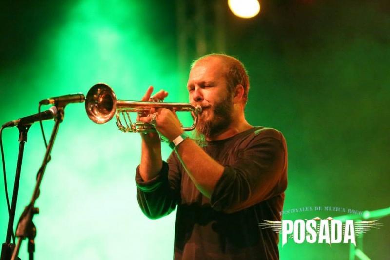 Luna Amară au încheiat a doua seară de concerte la Câmpulung Muscel - Foto: Csiki Alex
