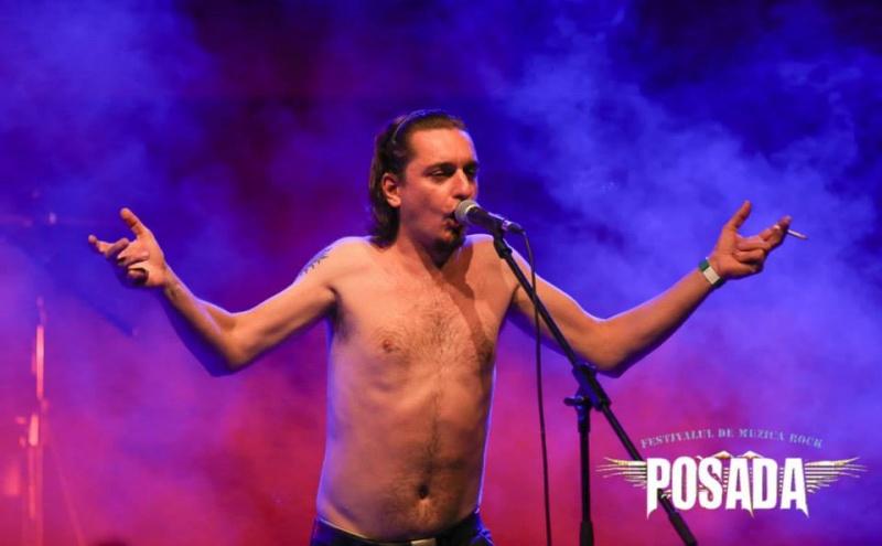 Concert Nişte Băieţi, în prima zi de Posada Rock 2013 - Foto: Csiki Alex