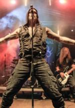 POZE: Primordial, Septicflesh şi Textures la Rockstadt Extreme Fest 2013