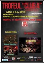 Concerte Interzis Minorilor şi Westroot în Club A din Bucureşti