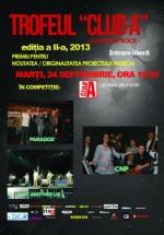 Concerte Just Another Lie, C.N.P. şi Paradox în Club A din Bucureşti