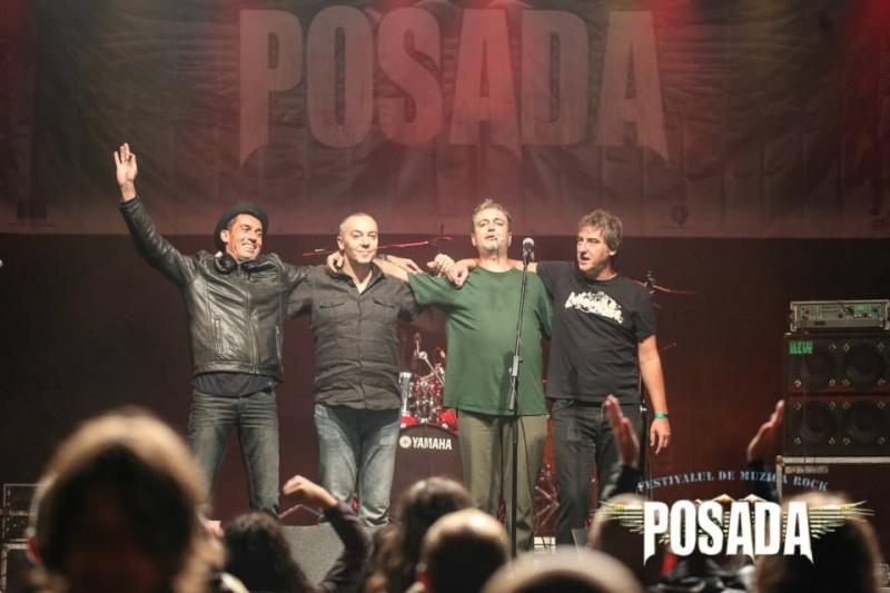ZOB pe scena de la Posada Rock 2013 - Foto: Csiki Alex