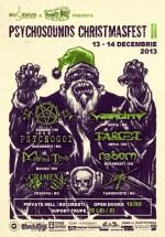 Psychosounds Christmas Fest II în Private Hell Club din Bucureşti