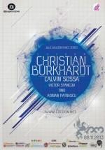 Christian Burkhardt în Studio Martin din Bucureşti