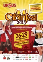 CibinFEST 2013 – Oktoberfest pe româneschte la Sibiu
