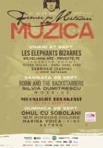 """Festivalul """"Femei pe Mătăsari"""" 2013 la Bucureşti"""