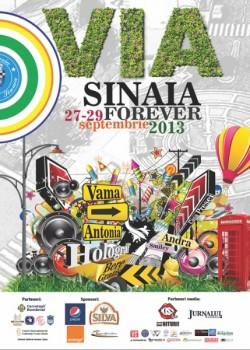 Festivalul Sinaia Forever 2013