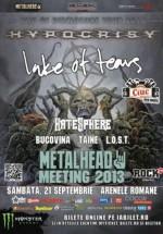 Metalhead Meeting 2013 la Arenele Romane din Bucureşti
