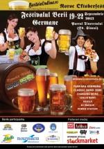 Oktoberfest 2013 în Parcul Tineretului din Bucureşti