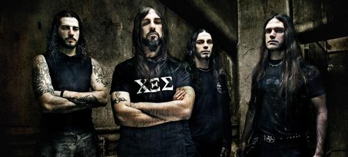 Rotting Christ vor concerta la Rockstadt Extreme Fest 2014