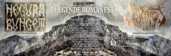 Turneu Negură Bunget şi Grimegod – Legende Româneşti Tour 2013
