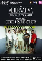 Concert The Hyde Club în Club Expirat din Bucureşti