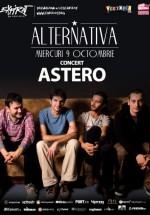 Concert Astero în Club Expirat din Bucureşti